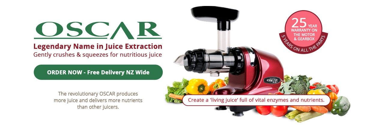 Oscar Juicer Order Now